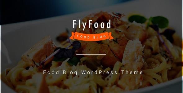 FlyFood | Catering ve Gıda WordPress Tema