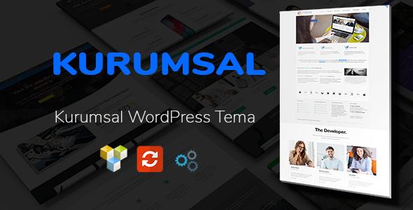 Kurumsal Mini Wordpress Teması