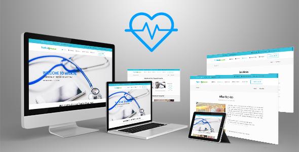 Turka Medical - WordPress Doktor Medical Tema