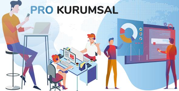 Pro Kurumsal - WordPress Ajans, Firma, Webmaster